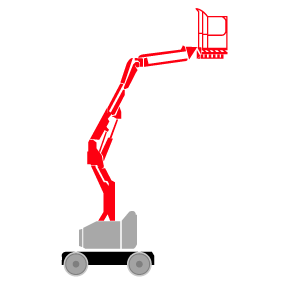 Plataforma Aérea Articulada