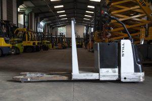 Selecionadora de pedidos 2.75 tons